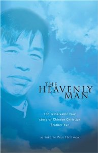 "Cover of ""The Heavenly Man: The Remarkabl..."