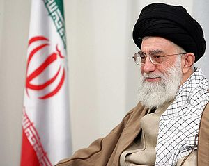 Ali Khamenei has been the supreme leader of Ir...